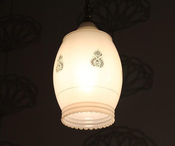 """Lámpara de techo """"Cachemire"""": Artículos  de Ruzafa Vintage"""