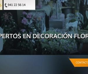 Envío de flores a domicilio en Logroño | Floristería Pothos