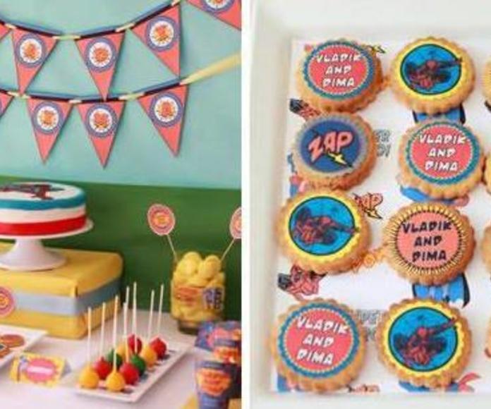 Fiestas infantiles: Catálogo de Chic Events Shop