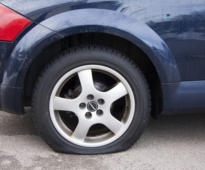 Reparación de neumáticos