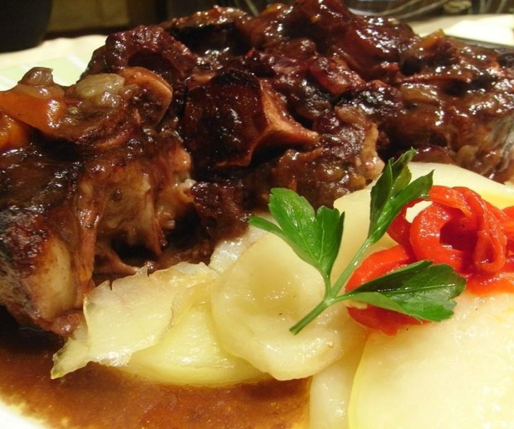 El rabo de toro, un plato de origen romano