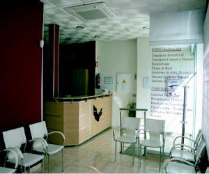Recepción y Sala de espera
