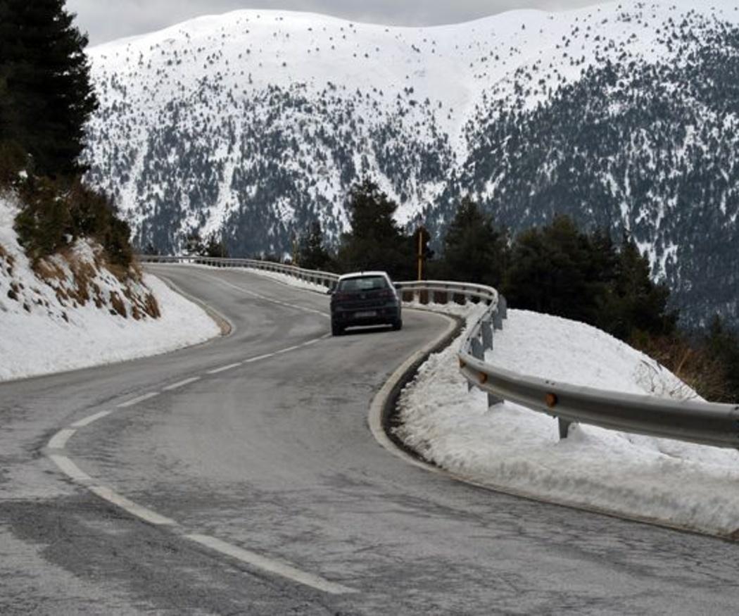 Consejos para conducir en nieve
