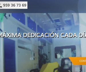 Galería de Ambulancias en Huelva | Ambulancias La Cinta
