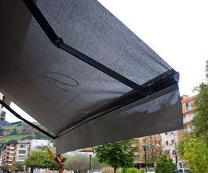 Toldos microperforados en Tolosa
