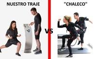 Traje Feelness VS Chaleco