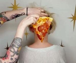 Corte de pelo en forma de pizza