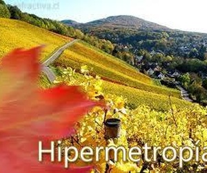 Hipermetropía