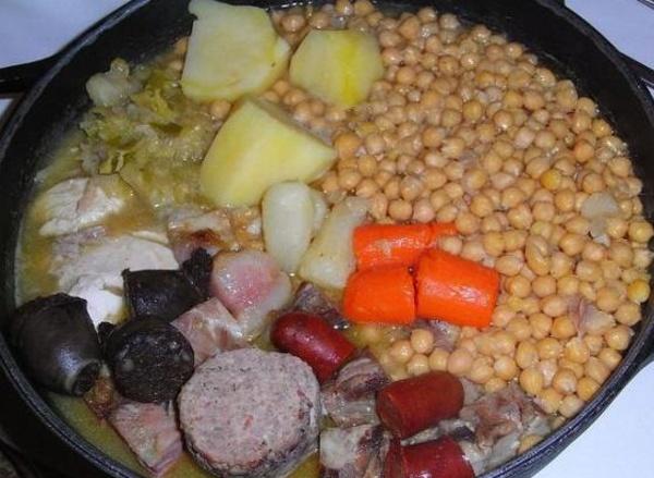 Comida casera: nuestros productos de Restaurante - Tapería El Pajar del Moral