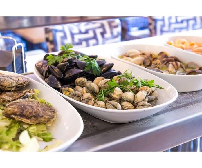 Tapas y raciones: Carta de Restaurante Coral