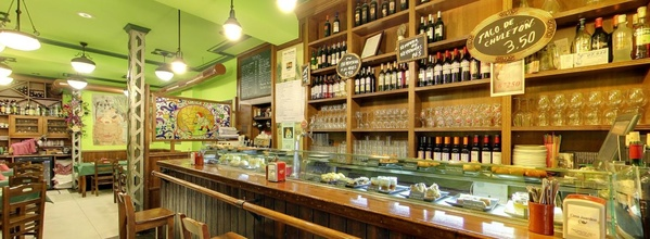 Bares de tapas en Zaragoza