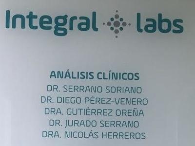 Todos los productos y servicios de Laboratorios de análisis clínicos: Integral Labs