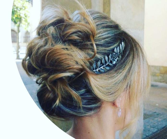 Peinados fiesta 2016