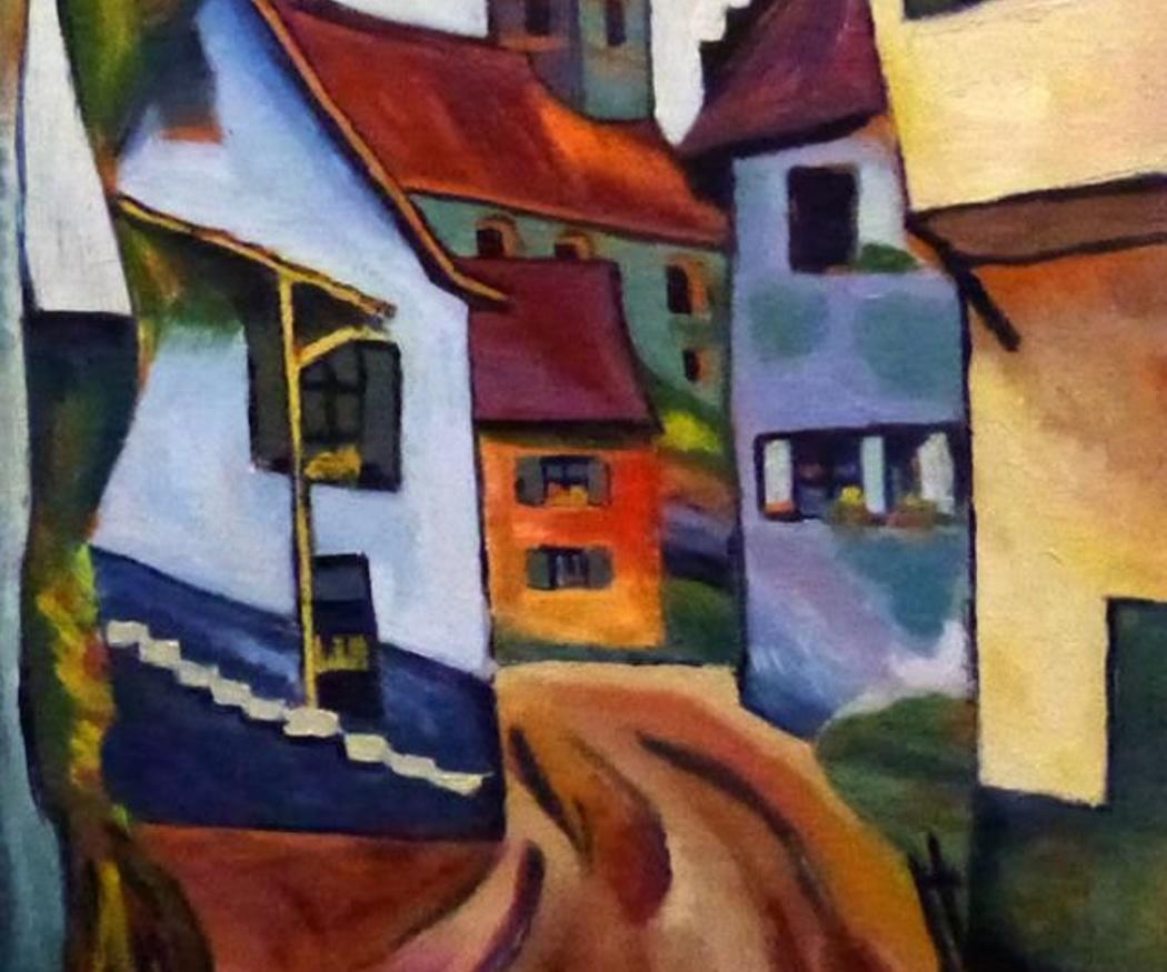 Diferencias entre pintar al óleo o acrílico