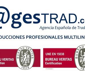 Agestrad obtiene la certificación de Normas de Calidad ISO 9001 y UNE-EN 15038