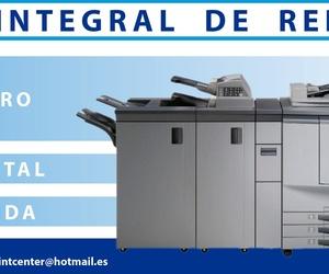 SERVICIO DE REPROGRAFÍA