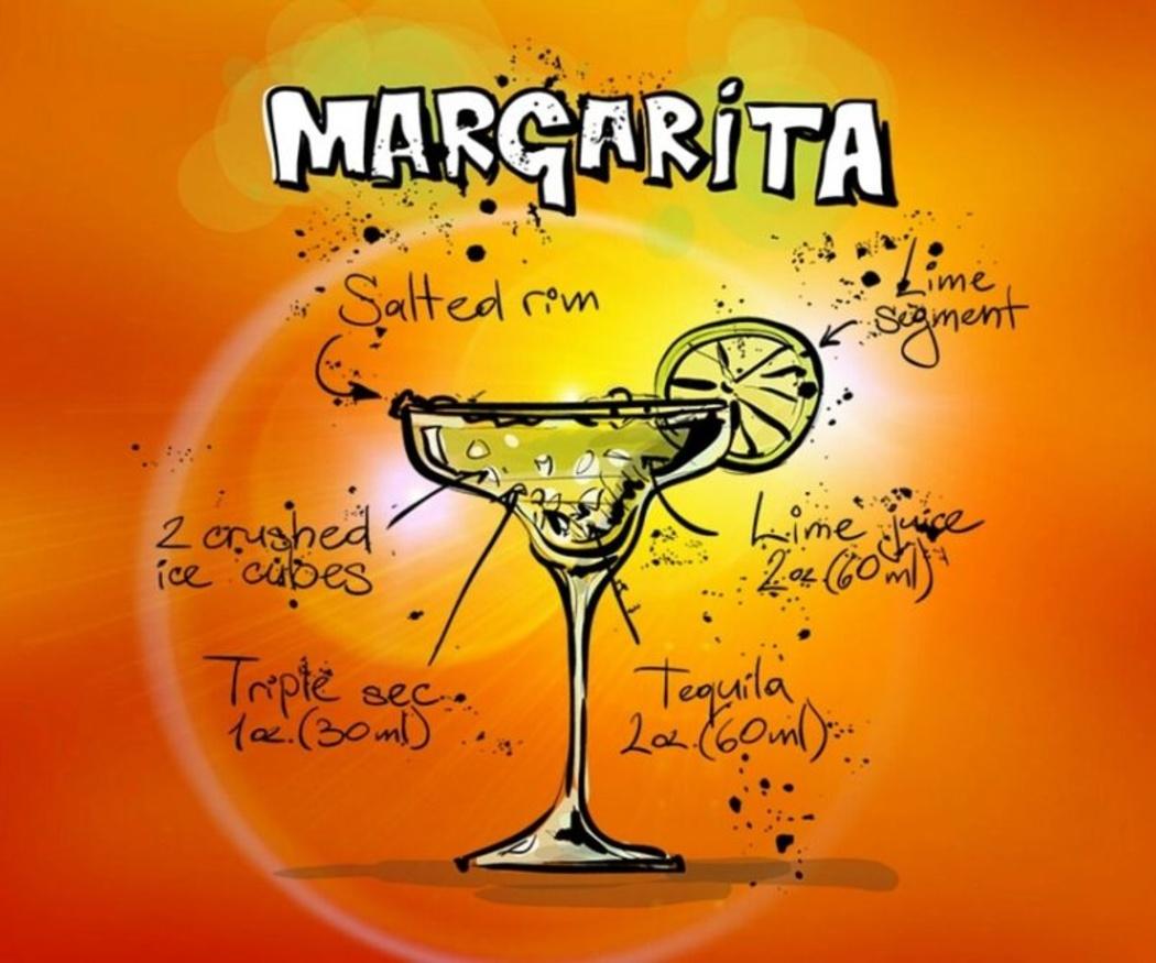 ¿Sabes cómo se hace un Margarita?