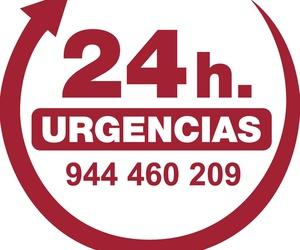 Desatascos urgentes 24 horas