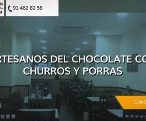 Galería de Churrerías en Madrid | Churrería Los Cuñados Cafetería