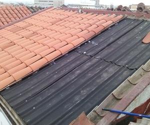 Rehabilitación tejados
