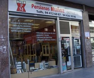 Galería de Persianas en Sondika | Persianas Muñoz Castillo, S. L.