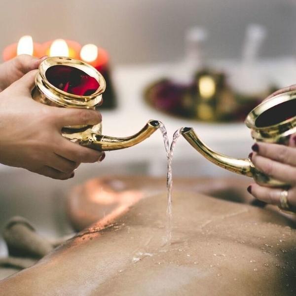 Tarifas masajes Ayurveda: Servicios y Tratamientos de Sitara Salón de Belleza