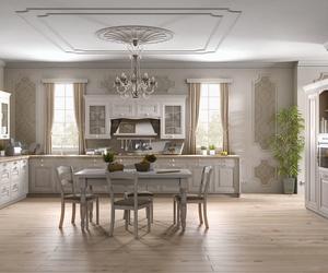 Muebles de madera: estilo clásico