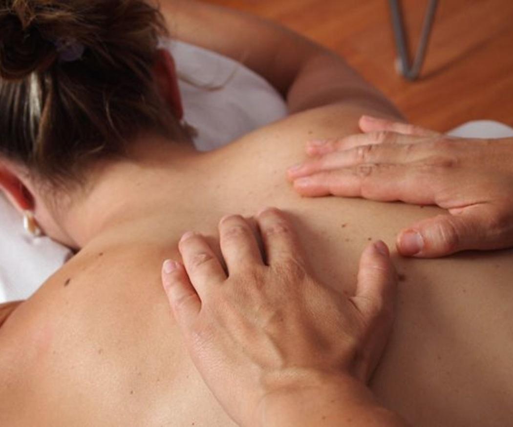 Masajes sanadores para el cuerpo y el alma