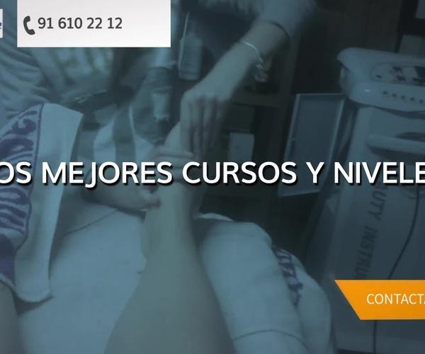Escuelas de peluquería y estética en Alcorcón   Academia Aldelis