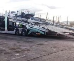 Transporte nacional e internacional de vehículos