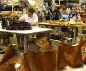 Los bolsos de lujo son españoles