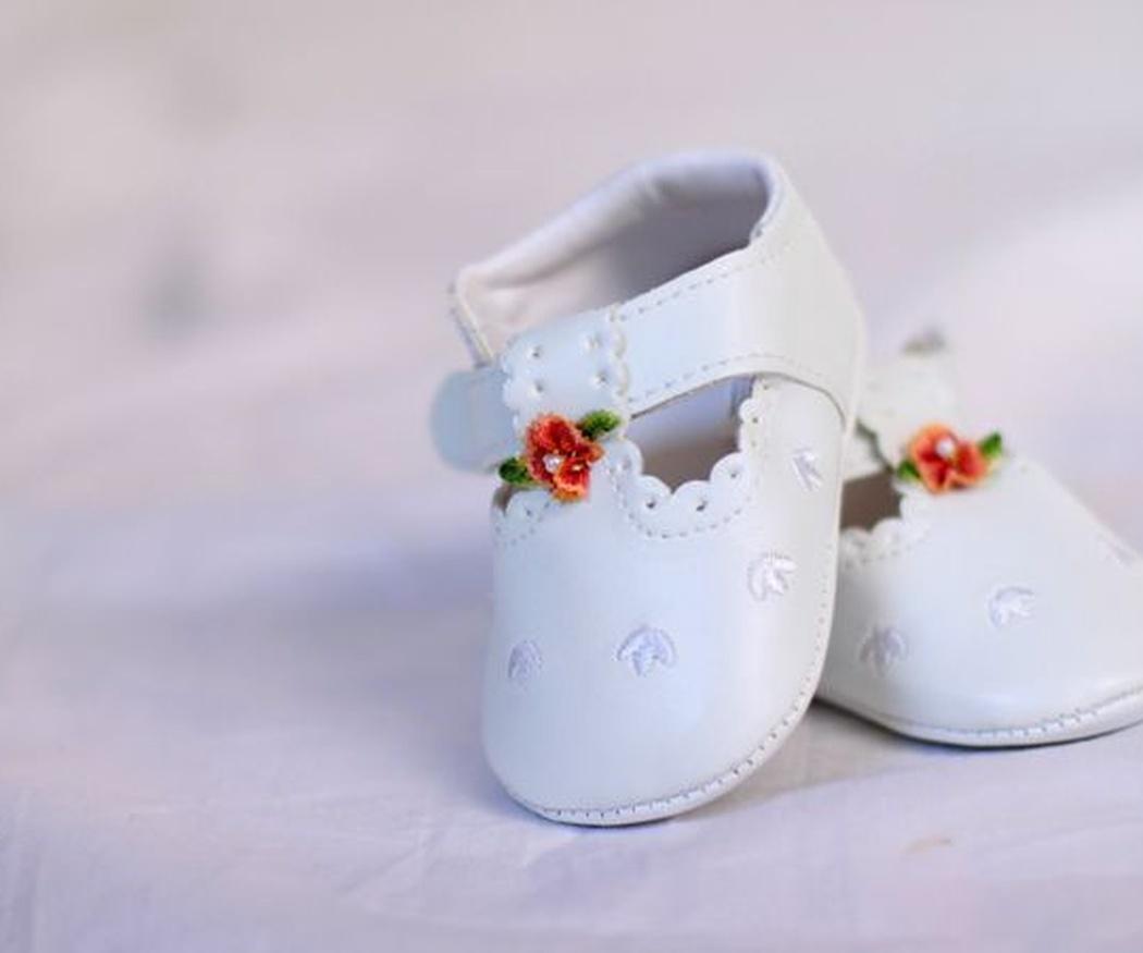El calzado de tu bebé