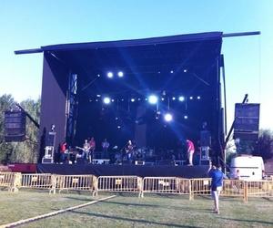 Iluminación de escenarios en León