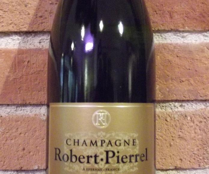 Champagne Robert Pierrel Brut Blanc de Blancs: Catálogo de  López Pascual