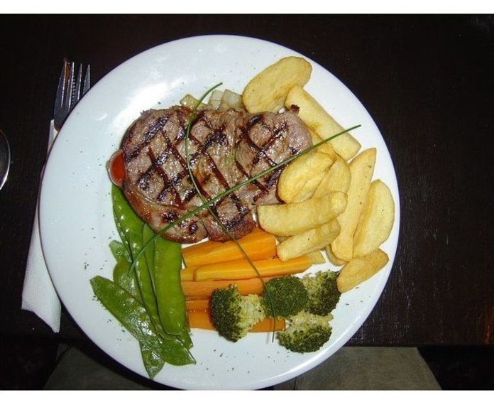 Carnes: Carta de Restaurante Mena