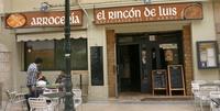 Mejores arroces en Zaragoza-El rincon de Luis
