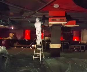 Discoteca Bash, Palacio De La Prensa en Madrid Febrero' 16