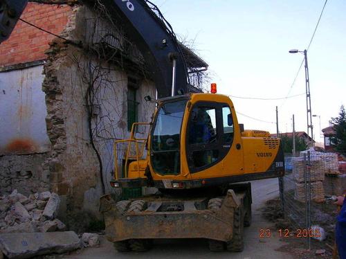 Fotos de Excavaciones en Castro Urdiales | Excavaciones Brazomar