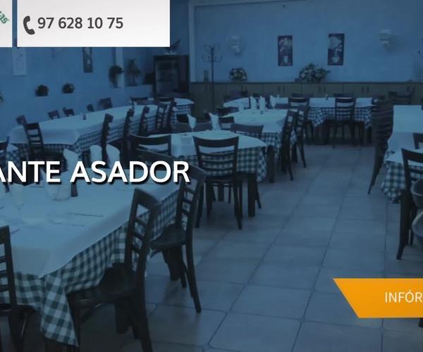 Asador en Zaragoza