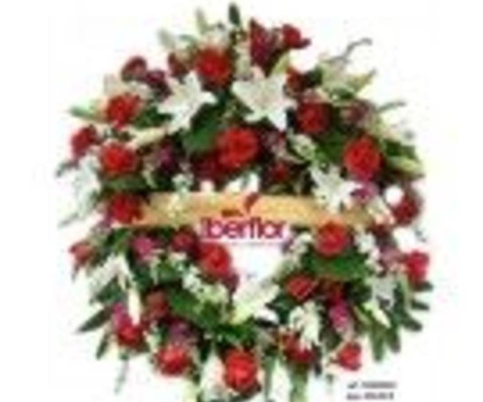 Coronas: Catálogo de Iberflor Decoración y Diseño Floral