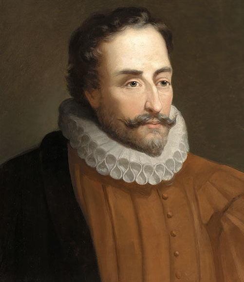 Retrato de Miguel de Cervantes |default:seo.title }}