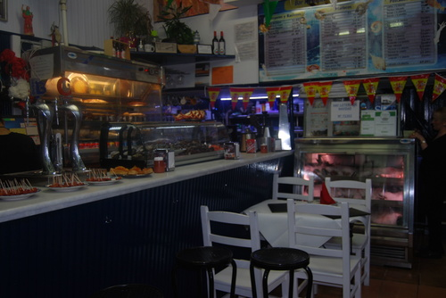 Fotos de Cocina marinera en Santander | Marucho