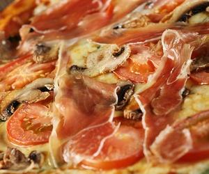 Serrano pizza