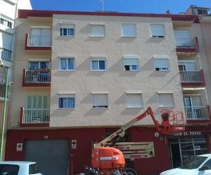 Pintores especialistas en fachadas