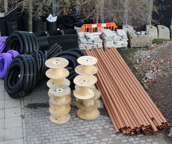 Venta de materiales de construcción en Torremolinos