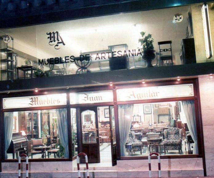 La tienda en el centro de Córdoba