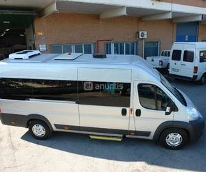 Alquiler de microbuses y autobuses