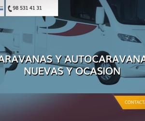 Venta de caravanas León | Caravanas Costa Verde