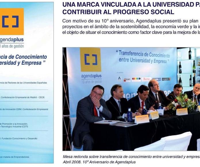TRANSFERENCIA TECNOLÓGICA: Consultoría y auditoría de Agendaplus