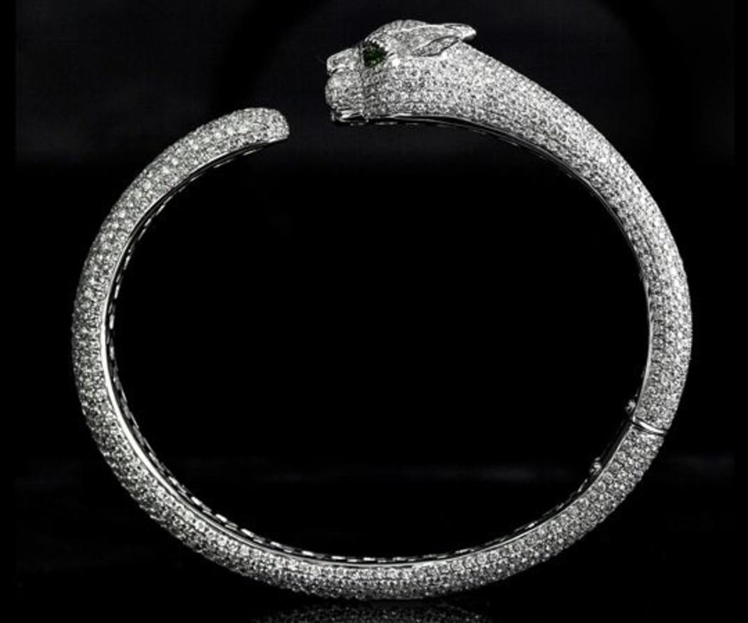 El valor de las joyas de la firma Cartier